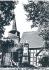 Widok kościoła przed 1945 r.