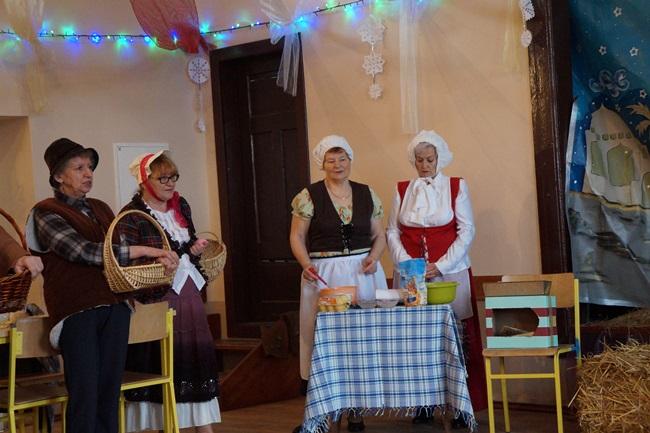 Oglądasz obraz z artykułu: Jasełka w Rzesznikowie - fotoreportaż