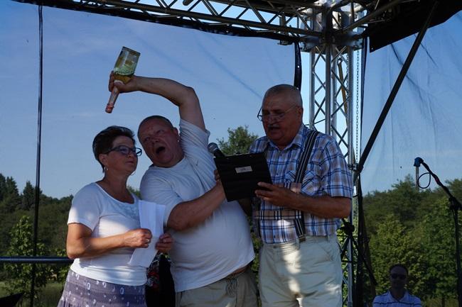 Oglądasz obraz z artykułu: Rymań wygrał Senioriadę Powiaatową!