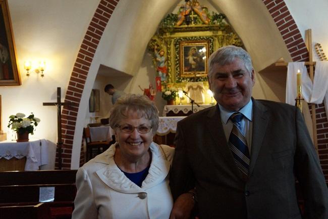 Oglądasz obraz z artykułu: 50 lat małżeństwa!