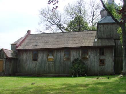 Dębica, 2009, kościół obecnie