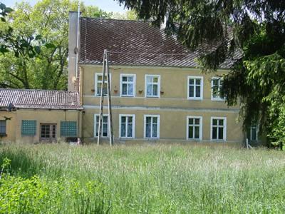 Dom, w którym mieszkali Schimmelpfennigowie