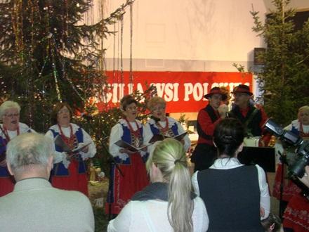 Oglądasz obraz z artykułu: Gmina Rymań na Wigilii Wsi Polskiej