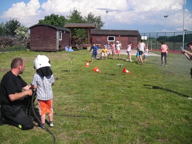Oglądasz obraz z artykułu: Dzień Dziecka w Gorawinie - fotorelacja
