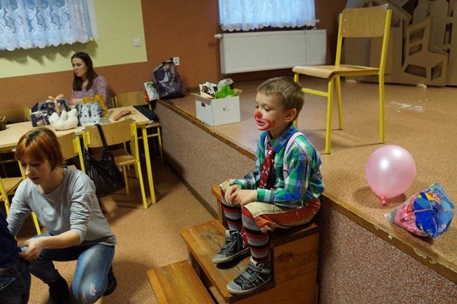 Oglądasz obraz z artykułu: Zabawa karnawałowa dla dzieci