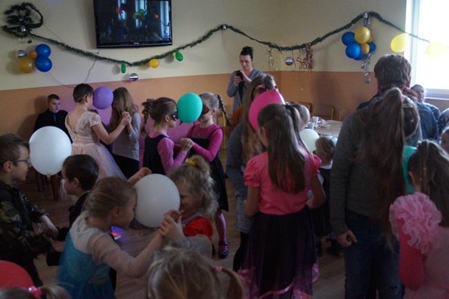 Oglądasz obraz z artykułu: Bal karnawałowy dla dzieci w Gorawinie