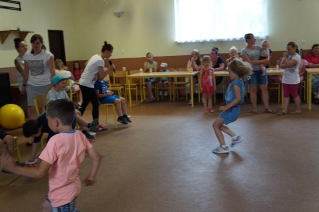 Oglądasz obraz z artykułu: Dzień Dziecka w Gorawinie