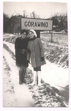 Tablica z nazwą Górawino ( zdj. z www.rymandawniej.kgb.pl)