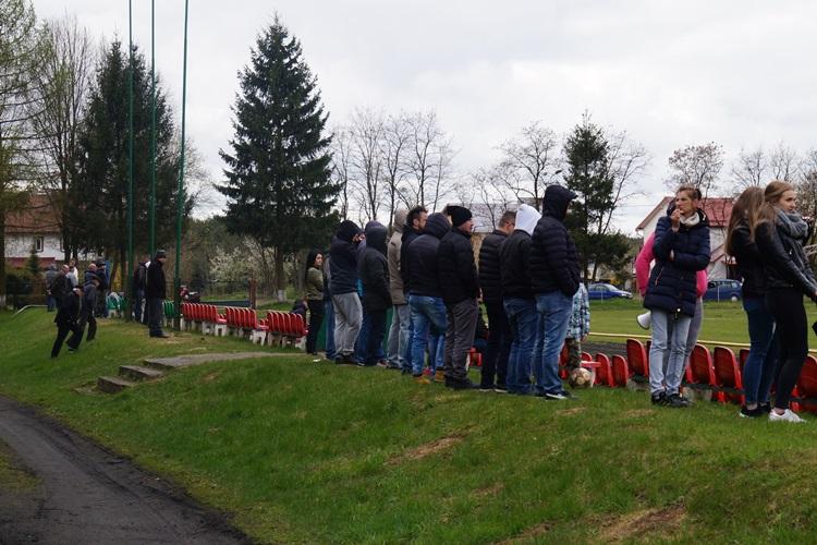 Oglądasz obraz z artykułu: Remis w derbach gminy Rymań