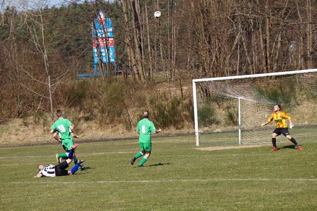 Oglądasz obraz z artykułu: Grot Gorawino wygrał pierwszy mecz wiosny