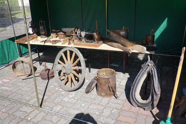 Oglądasz obraz z artykułu: Wystrzałowo na  Pikniku Historycznym w Rymaniu
