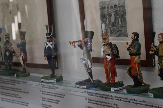 Oglądasz obraz z artykułu: I. Piecyk w muzeum Patria Colbergiensis