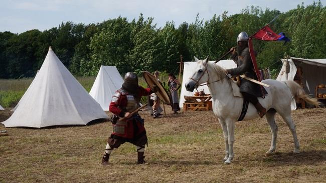 Oglądasz obraz z artykułu: Średniowiecze w Budzistowie (fotorelacja)