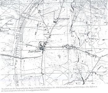 Mapa Jarkowa