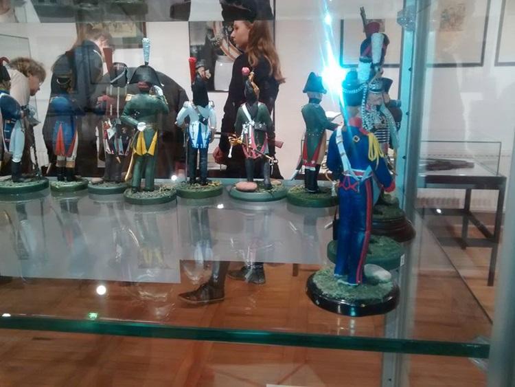 Oglądasz obraz z artykułu:  Figurki żołnierzy I. Piecyka w muzeum w Koszalinie