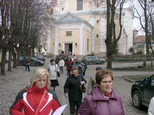 Oglądasz obraz z artykułu: Zwiedzamy Wilno cz.2
