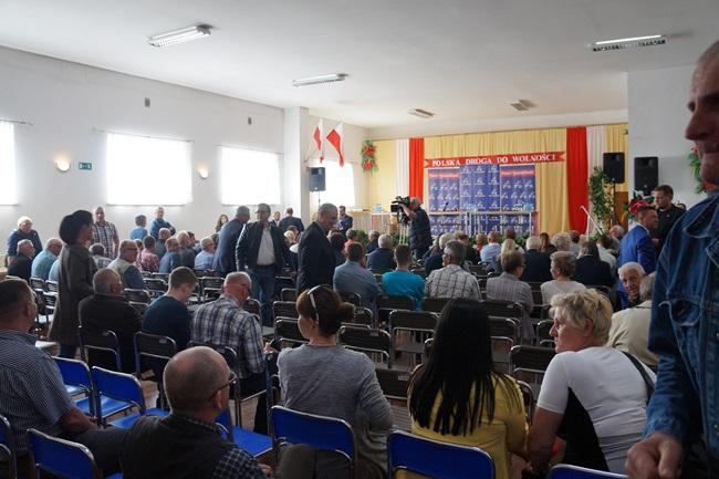 Oglądasz obraz z artykułu: Spotkanie z wiceprezesem PIS w Rymaniu (foto)