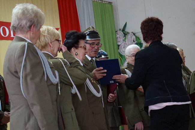 Oglądasz obraz z artykułu: Święto Konstytucji 3 Maja w Rymaniu