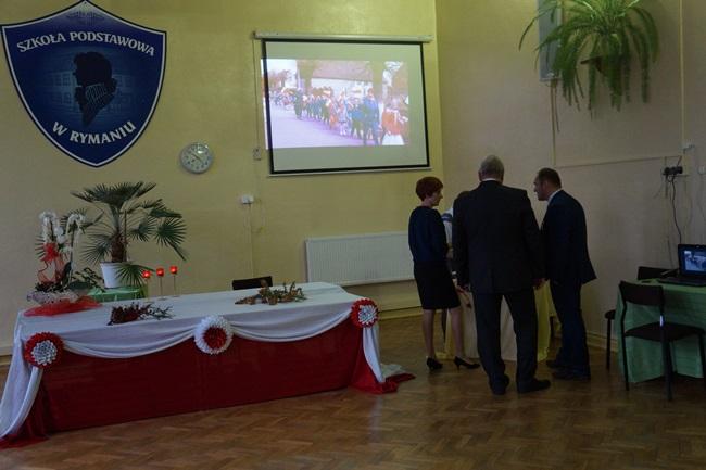 Oglądasz obraz z artykułu: Narodowe Święto Niepodległości w Rymaniu