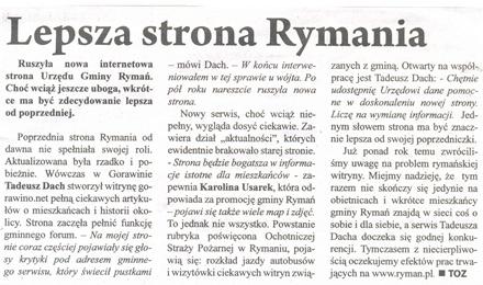 Gazeta Kołobrzeska nr 29(741) z 1707.2009
