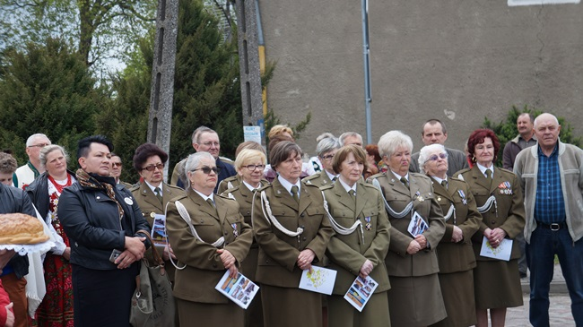 Oglądasz obraz z artykułu: Patriotycznie i historycznie w Rzesznikowie!