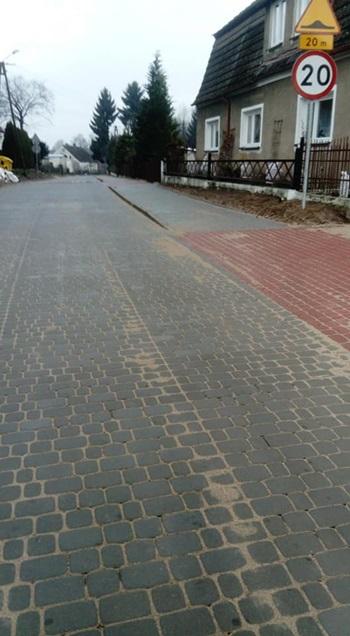 Oglądasz obraz z artykułu: Nowa droga w Starninie