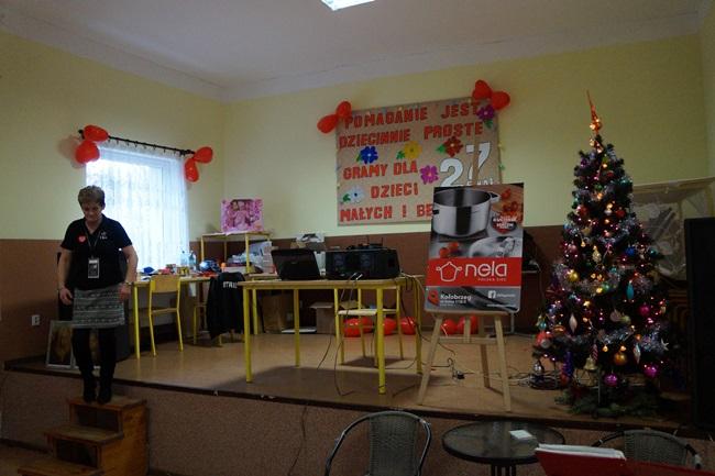Oglądasz obraz z artykułu: Finał WOŚP w Gorawinie