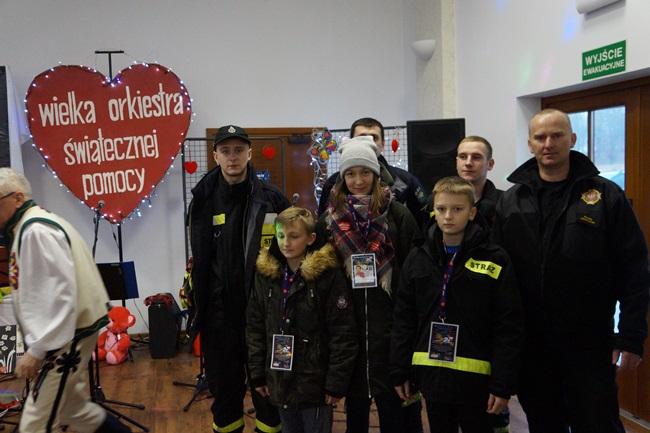 Oglądasz obraz z artykułu: WOSP - rekordowo w gminie Rymań!
